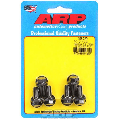 ARP 103-2201 Clutch Pressure Plate Bolt - Plate Part Pressure