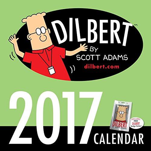 Dilbert 2017 Wall Calendar (Comics Dilbert Christmas)