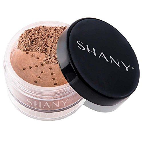 (SHANY Mineral Shimmer Powder Paraben/Talc Free, Sun Dust, 15 Gram)