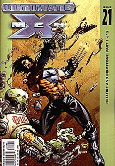 Ultimate X-Men (2000 series) #21 PDF ePub fb2 ebook