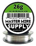 Nichrome 80 - 100' - 26 Gauge Resistance Wire