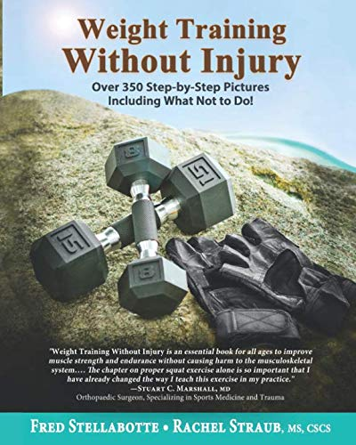 Weight Training Without Injury: Over 350