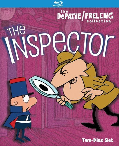 Inspector, The (34 Cartoons) (2 Discs) [Blu-ray]