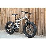 Dapang-Mountain-Bike-721242730-Speed-Steel-Frame-40Fat-Tyres-Razze-Wheels-Sospensione-Bici-Pieghevole130speed