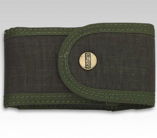 Linder Cordura-Taschenmesser-Etui Jagdgr/ün 13 cm