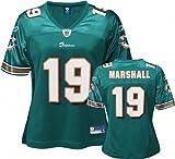 Reebok Miami Dolphins Brandon Marshall Women's Replica Jersey