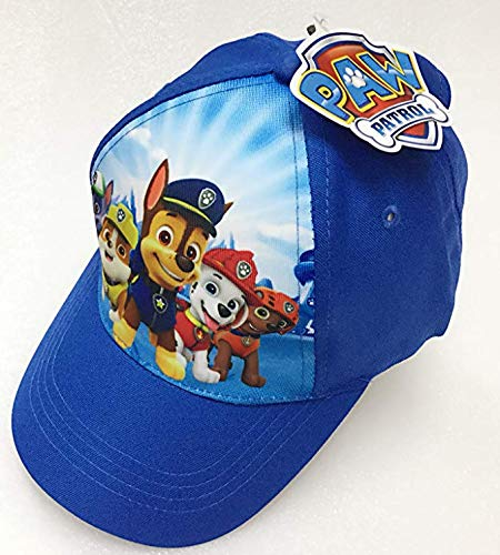 sports shoes delicate colors affordable price Children Hat Nickelodeon Paw Patrol Boys Baseball Cap Toddler Blue ...