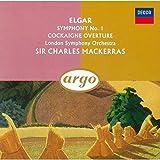 エルガー:交響曲第1番、序曲「コケイン」