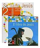img - for Religi n cat lica, Se llama Jes s. 2 Primaria book / textbook / text book