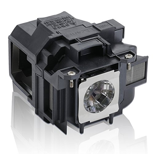 ESolid V13H010L88 Replacement Projector Lamp for Epson ELPLP88, EX9200 Pro EX7240 Pro EX5250 EX3240 EX5240 VS240 VS345 VS340, PowerLite Home Cinema 640/ 1040/ 2040/ 2045/ 740HD, PowerLite 99WH/ S27