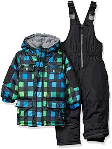 Wippette Baby Boys and Toddler Insulated Snowsuit