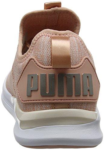 Evoknit Ignite Beige puma White Outdoor Beige peach Scape Satin Ep Wn's Puma Donna pearl Per Sport Flash Bgdq4wZxE