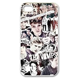 T-TGL(RQ) Customized New Printed Phone Case for Iphone 4/4S diy The Vamps case