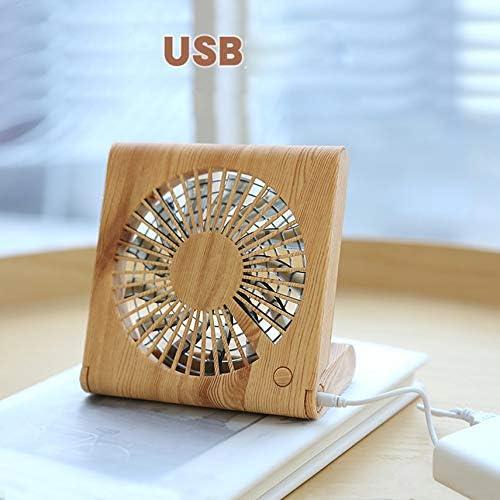 Portable Compact USB Charging Laptop Fan Low Noise Low Energy Handheld Fan Table Charging Desktop