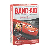 Band-Aid® Disney Pixar Cars Bandages - First Aid Kit Supplies - 20 per Pack