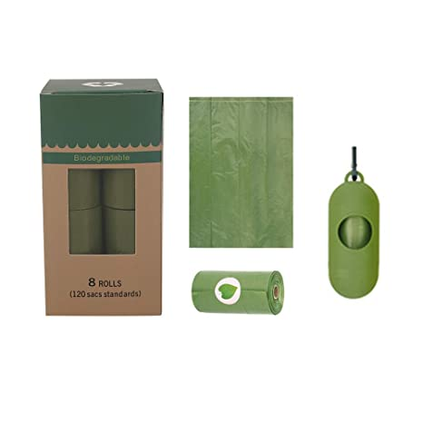 Amazon.com: YYHJM - Bolsas biodegradables para caca, 8 ...