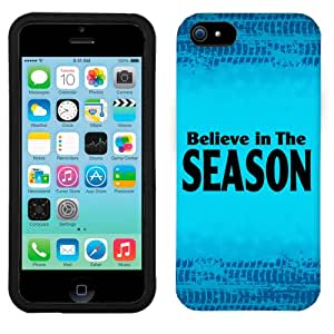 Apple iPhone 5C Belive in the Season Phone Case