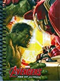 Marvel Avengers Age of Ultron Personal Journal (Hulk vs. Iron Man)