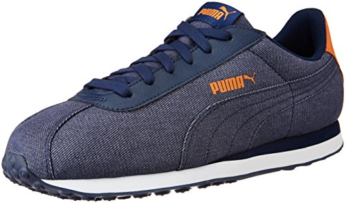 Puma Turin Denim 36169201, Scarpe sportive