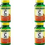 Spring Valley: Chewable C Vitamin Orange Juice Flavor (4 Pack)