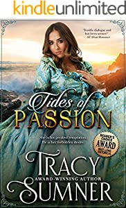 Tides of Passion: Historical Romance (Garrett Brothers Book 2)