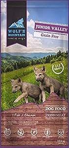 2,5kg Wolfs Mountain Junior Valley