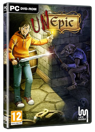 Unepic PC DVD Game