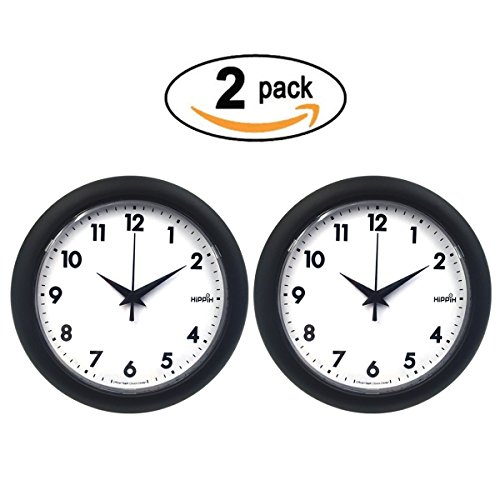 Clock With Second Hand Amazon Com