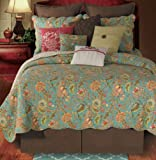 C&F Enterprises Jasleen Twin Quilt