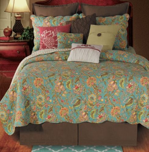 C&F Enterprises Jasleen Twin Quilt by C&F Home