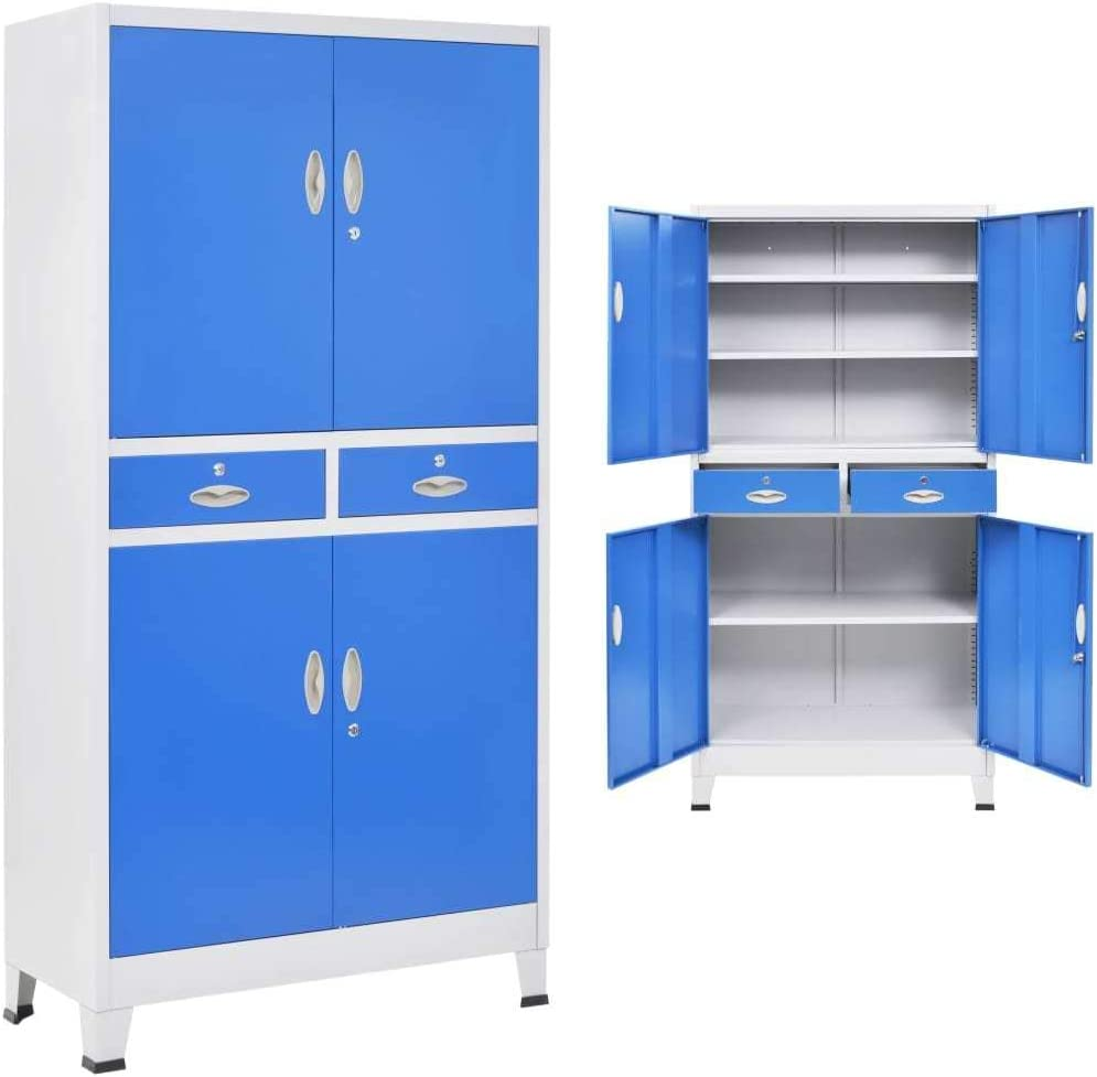Amazon.com: Unfade Memory and Large Space Typical Filing Cabinet