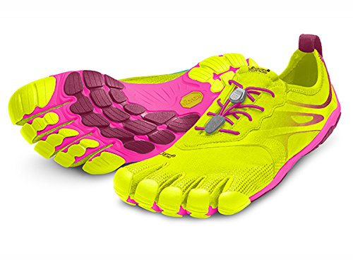 Vibram FiveFingers Bikila EVO - Women's Yellow/Pink 35