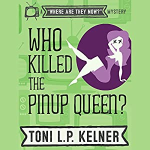Who Killed the Pinup Queen? Audiobook
