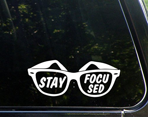 Stay Focused - 8 3/4