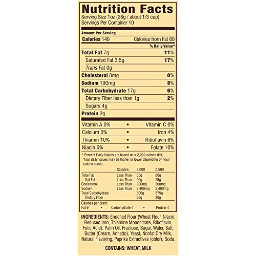 Snyder's Sweet and Salty Salted Caramel Pretzel Pieces, 10 Ounce (2 Bags)