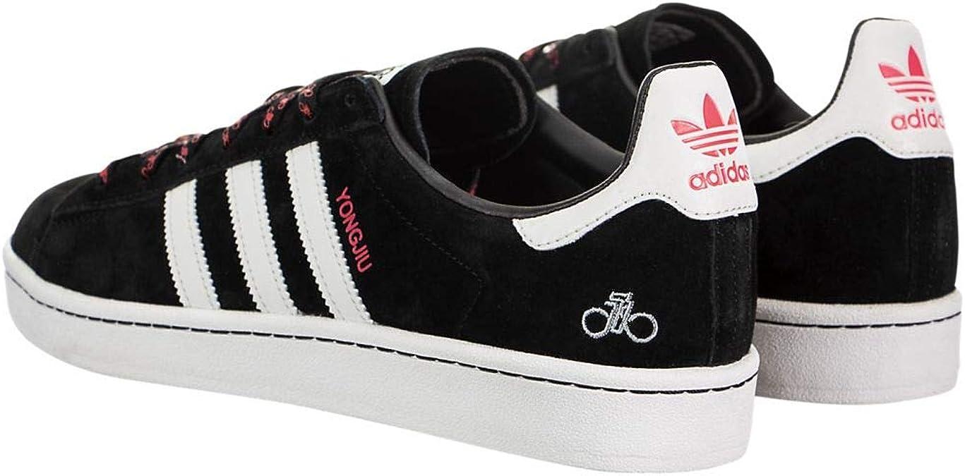 Anuncio lámpara chupar  Amazon.com | adidas Mens Campus Sneakers Shoes Casual - Grey | Shoes