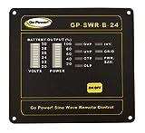 Go Power! GP-SWR-B-24 Inverter Remote for the 24V GP-SW1000, 2000 & 3000