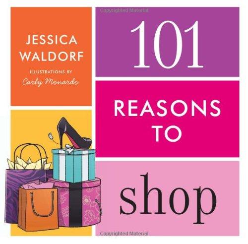 Read Online 101 Reasons to Shop ebook