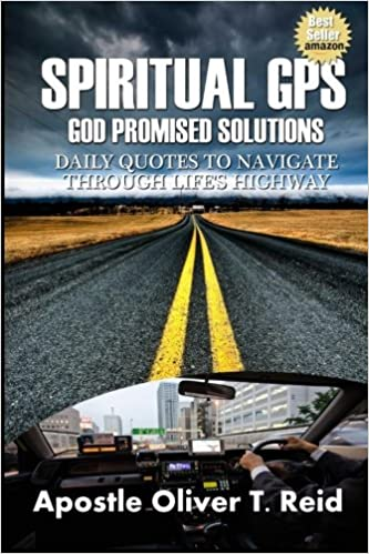 Spiritual Gps God Promised Solutions Daily Quotes To Navigate