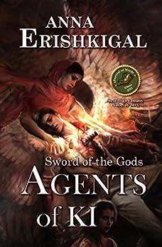 Sword Gods Agents Saga Book ebook product image