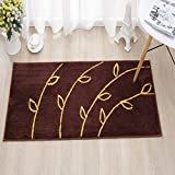 Kitchen bathroom water absorbent non slip mat/The bedroom door home mat/Vestibule doors mats/Bay window cushion-A 100x250cm(39x98inch)