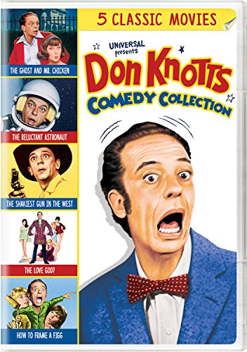 Mr Halloween Movie (Don Knotts 5-Movie Collection)