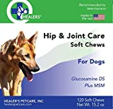 Healers PetCare 120 Count Joint Support DS with MSM LVL 2 Soft Chew