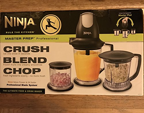 Ninja Food And Drink Mixer 40 Oz. 11.4 In. X 19.1 In. X 7.3 In. 450 W
