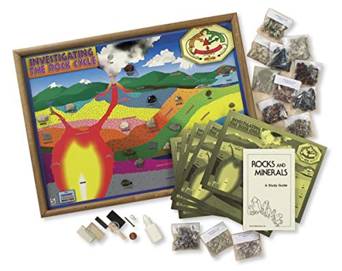 American Educational Investigating The Rock Cycle Classroom Project by American Educational Products (Image #1)