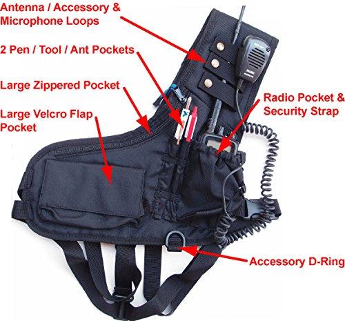 Radio Chest Harness / Gear Organizer ()