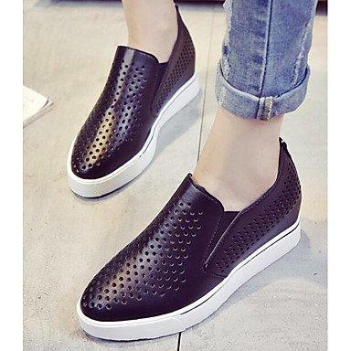 SHOES-XJIH&Uomini sandali in pelle estate outdoor casual tacco piatto marrone nero a piedi,marrone,US7.5 / EU39 / UK6.5 / CN40