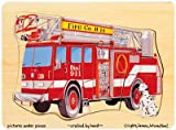 : Fire Truck Puzzle