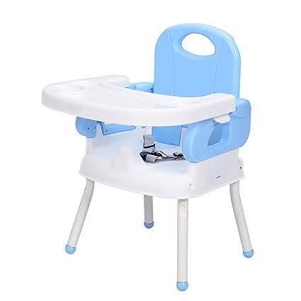 Xiao Jian- Silla Alta para bebés - Silla Plegable para bebés ...