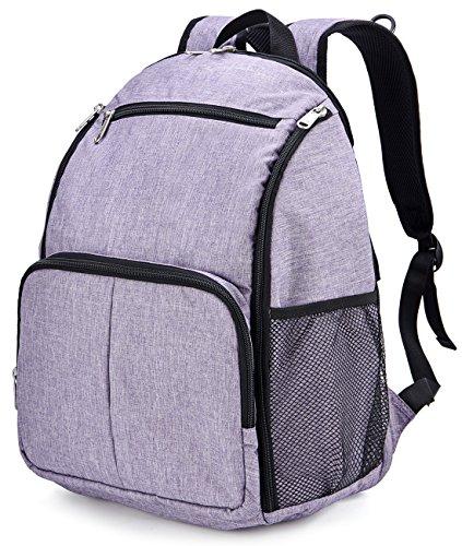 GRM Diaper Bag Multi-functional Nappy Bags Waterproof Travel